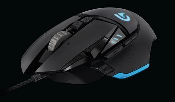 Proteus Core G502 Tunable Gaming Maus