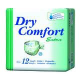 Dry Comfort Extra Brief, Small - 96/Case