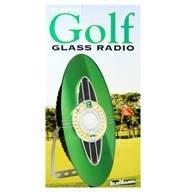 Golf Glass Radio Am Fm