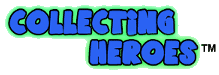 Collecting Heroes Logo
