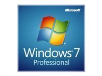 Microsoft OEM Software - WIN 7 PRO SP1 64 Bit OEM 1PK
