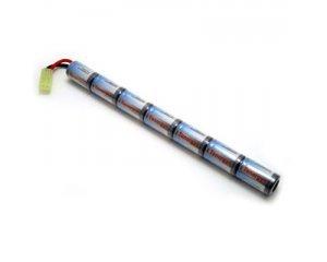 Airsoft Battery NiMH 8.4V 1600mAh Stick Pack, Mini Tamiya