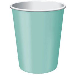 Robin's Egg Blue 9oz - PaperCups