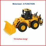 Buy Caterpillar Light and Sound Motorized Loader