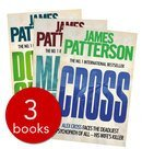 James Patterson The JAMES PATTERSON The Alex Cross Collection / Boxed Gift Set - 3 Books: 1. Mary Mary 2. Doublecross 3. Cross *** GIFT-WRAPPED FREE, Brand New, Sealed Box, Well-Packaged *** RRP: £24.97