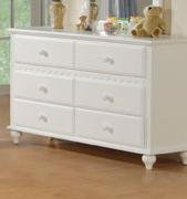 Black Friday Bedroom Dresser With Storage Drawers White Finish Cheap Chea