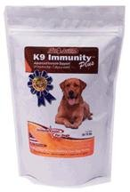 K9 Immunity Plus for Dogs 30-70 Lbs, Liver & Fish Flavored Chews, 60 Wafers