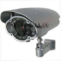 Long Range Weather Proof IR Camera w/Varifocal lens