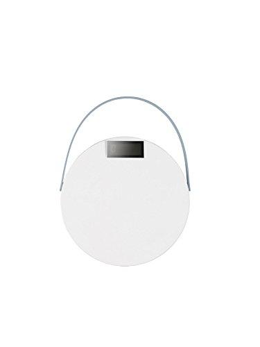 Balance de Cuisine Rig-Tig Weigh-It, Balance Digitale, Fonction Tare, Plastique Abs, Blanc, 15 cm, Z00080