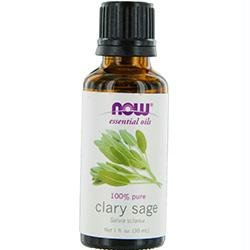NOW Foods Essential Oils Clary Sage -- 1 fl oz