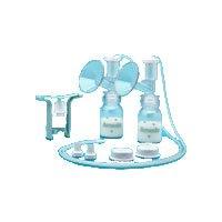 Ameda One-Hand Breast Pump Dual Hygienikit 1