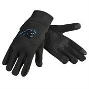 2014 NFL Football Team Logo Technology Touch Texting Gloves - Pick Team (Carolina Panthers)