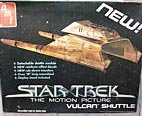 Star Trek III Vulcan Shuttle AMT MODEL #S972