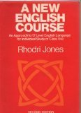 img - for A New English Course: Approach to Ordinary Level English Language book / textbook / text book
