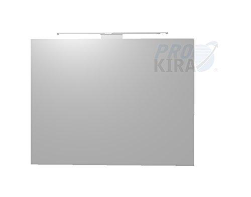 pelipal Solitaire 6005argona superficie specchio (AG DI FSP 01) Mobili da bagno, 97cm/A +