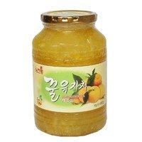 コッセム 韓国伝統ゆず茶 1kg