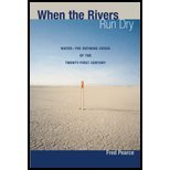 img - for When the Rivers Run Dry - Water - Defining Crisis of the Twenty-First Century (06) by Pearce, Fred [Paperback (2007)] book / textbook / text book