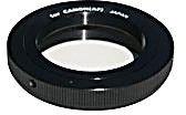 Meade 07384 Canon Eos Camera T-Mount (Black)
