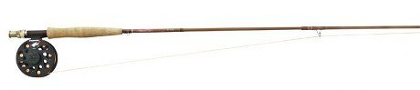Redington Crosswater 8052 Combo Fly Rod-2 pc Outfit with Reel 5wt. 8ft.