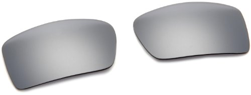 Oakley Gascan Replacement Lenses Black Iridium one size