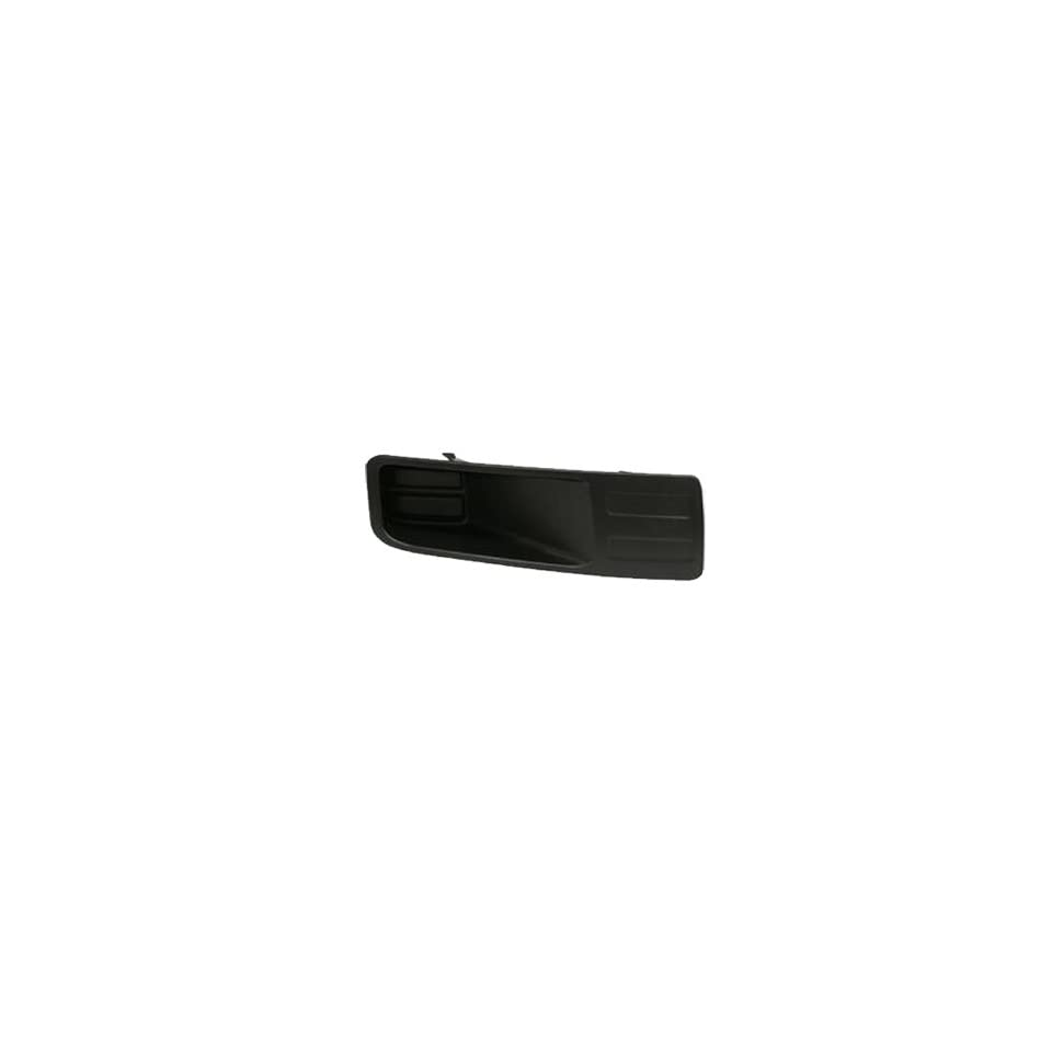 OE Replacement Ford Fusion Front Passenger Side Bumper Insert (Partslink Number FO1039105)