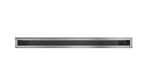 Kratki Lüftungsgitter Kamingitter Luft geschlieffen 6 cm x 80 cm günstig online kaufen