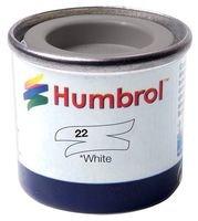 Humbrol - HUM30022 - Accessoire - Maquette - AQ0246 - Blanc