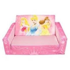 Disney Princess Flip Open Sofa Bed Garden Lawn Maintenance