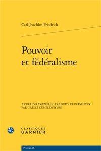 Pouvoir et fédéralisme