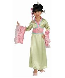 Plus Blossom Princess Halloween Costume - Child Size Small 4-6 - 1