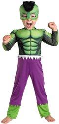Hulk Muscle Toddler Costume - Toddler Medium (Hulk Costume Toddler)