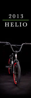 DK Helio BMX Bike