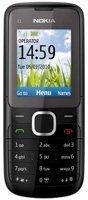 Nokia C1-01, Handy, dark grey ohne Simlock, ohne Branding, ohne Vertrag