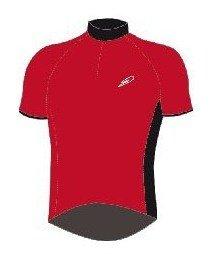 maglia ciclismo jason jat colore rosso taglia xxl