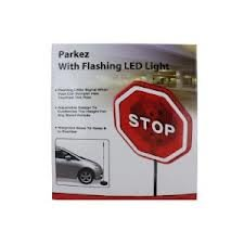 Amazon Com Parkez With Flashing Led Light Driveway