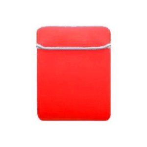 Fosmon Premium Quality Hp Touch Pad Tablet Neoprene Sleeve Case - Red