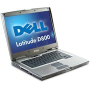 Dell Latitude D800 15.4