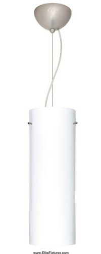 Besa Lighting 1KX-412807-SN Tondo Cable Large Pendant