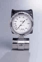 3-73-R-200GPM:Direct Read Flowmeter 316ss Right Flow Direct Reading Flow Meter