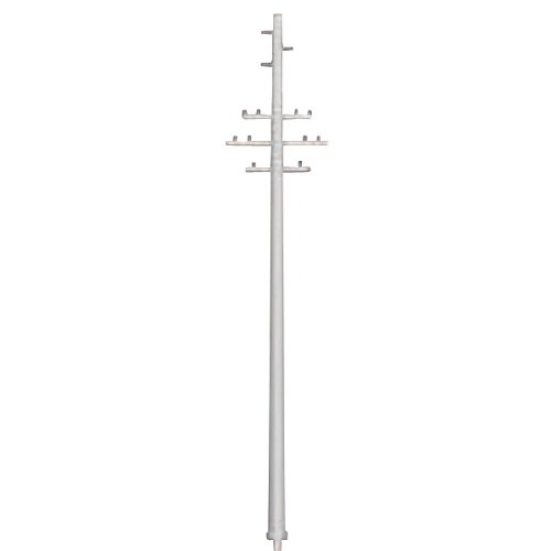 JTT Scenery Products Light/Utility Poles: Utility Pole (1/48 Scale)