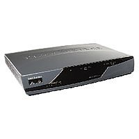 Cisco 878 Integrated Services Router Routeur + commutateur 4 ports DSL EN, Fast EN