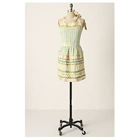 Anthropologie �A���\���|���W�[ �G�v���� Sewing Basket Apron�@���s�A��i