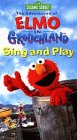 Sesame Street - Elmo in Grouchland (Sing and Play Video) [VHS]