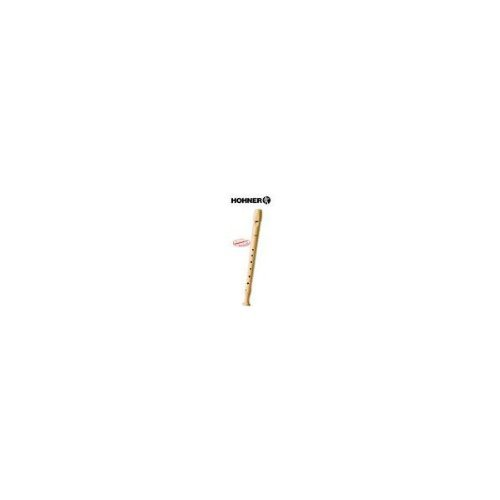 Hohner Soprano Plastic Recorder Ivory Baroque Fingering 9509