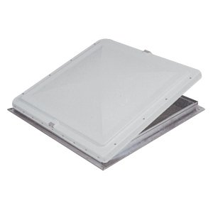 Replacement Vent Lid, 26 X 26, Old Style, White