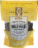 Goose Valley USA Wild Rice Natural, 5-Ounce Bags (Pack of 4)