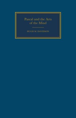 Pascal et les Arts de l'esprit (études de Cambridge en Français)
