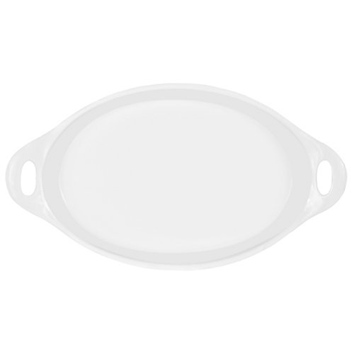 CorningWare Creations 42-ounce Au Gratin Dish, White Diamond - Buy CorningWare Creations 42-ounce Au Gratin Dish, White Diamond - Purchase CorningWare Creations 42-ounce Au Gratin Dish, White Diamond (CorningWare, Home & Garden, Categories, Kitchen & Dining, Cookware & Baking, Baking, Bakers & Casseroles)