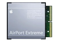Apple Airport Extreme Card - Network adapter - 802.11g