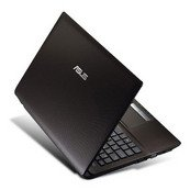 Asus K53E-SX051V 39,62 cm (15,6 Zoll) Notebook (Intel Core i3-2310M, 2,1GHz, 4GB RAM, 320GB HDD, DVD, Win 7 HP)